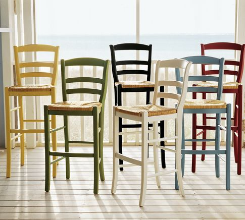 Isabella Barstool | Pinterest | Bar stool, Open concept and Stools