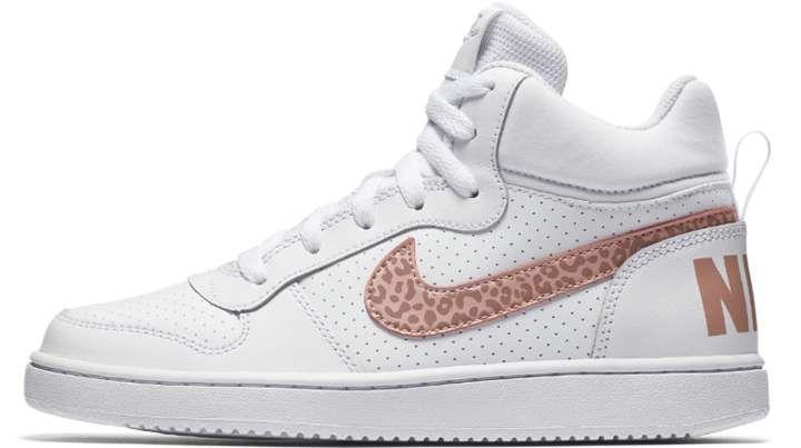 bc55ea28a0 Nike NikeCourt Borough Mid Big Kids' Shoe | Products | Kid shoes ...