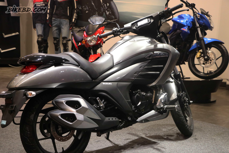Suzuki Intruder 150 Is One Of The Most Interesting Bike From