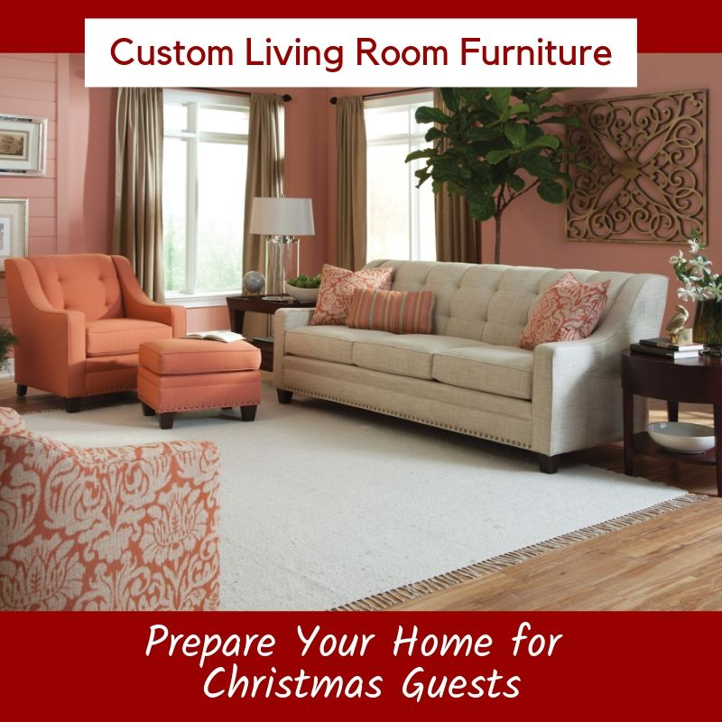 Only A Few Days Left To Customize New Living Room Furniture And