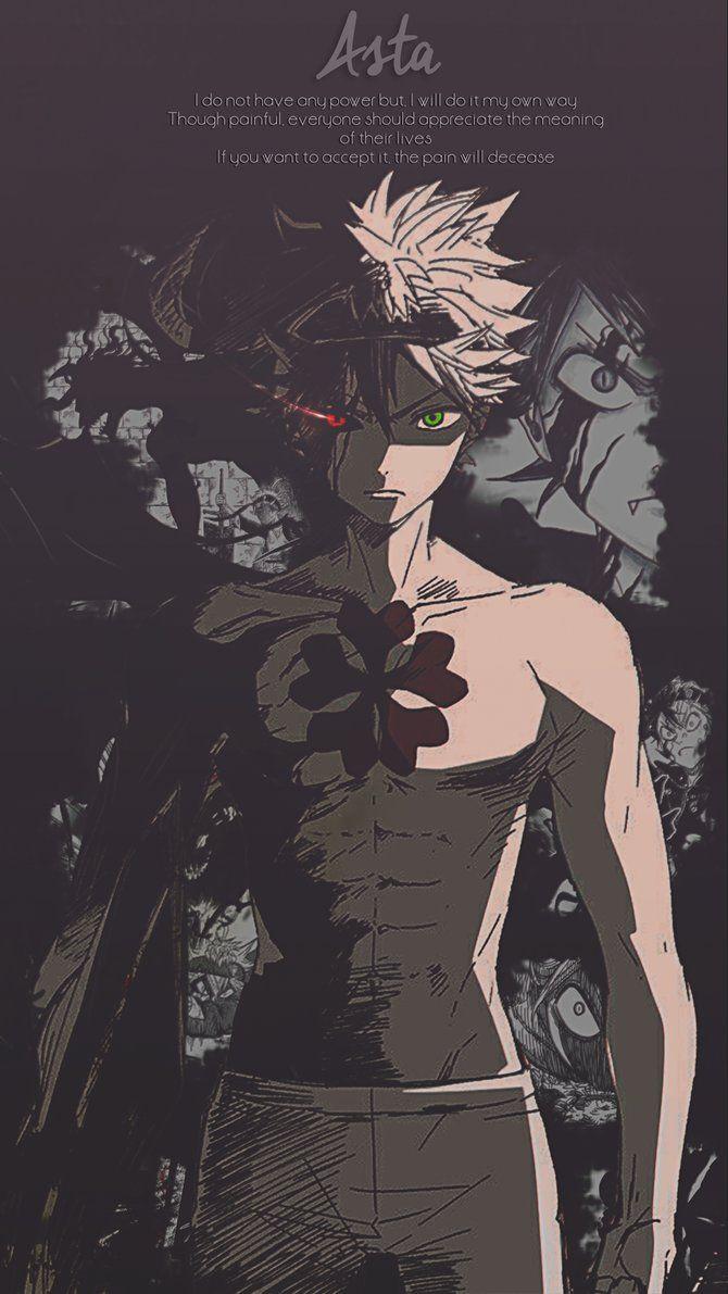 Black Clover by Alfillianofebri on DeviantArt
