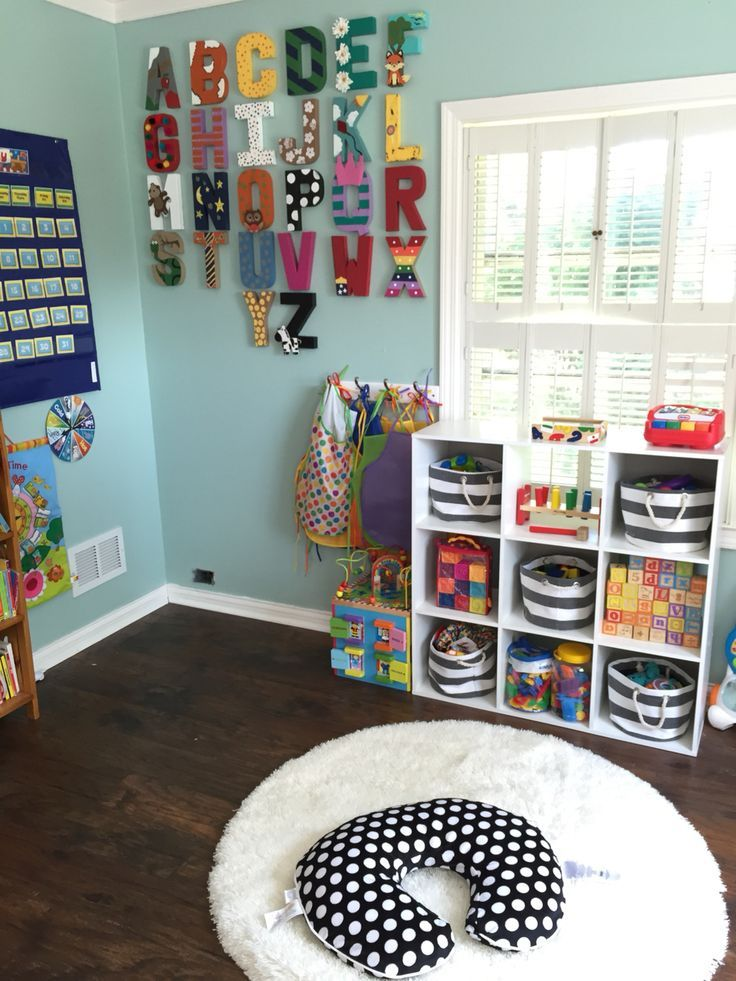 Daycare Rooms, Home Daycare Rooms, Home Daycare