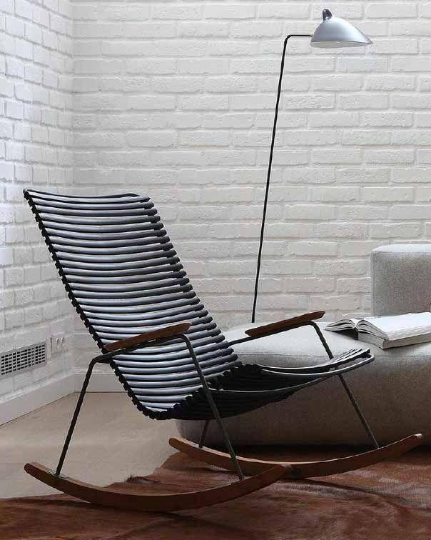 Houten Schommelstoel Voor Buiten.Sooo Nl Design Schommelstoel Houe Click Buitenstoel Stoelen
