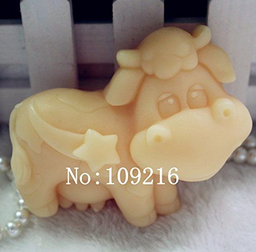 Creativemoldstore 1pcs Constellation Taurus(zx846) Craft Art Silicone Soap Mold Craft Molds DIY Handmade Soap Mould -- More info could be found at the image url.