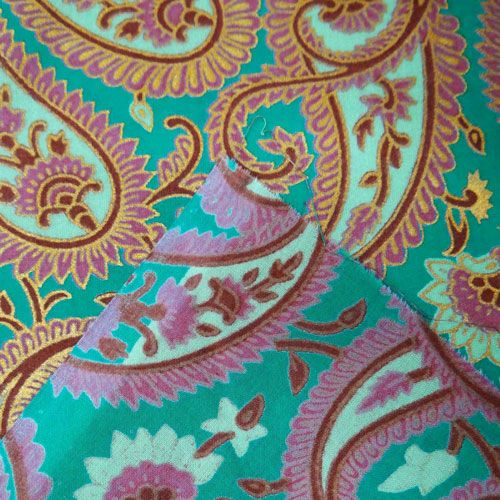 The beauty of Indian Fabric Endures - Bombay Outdoors