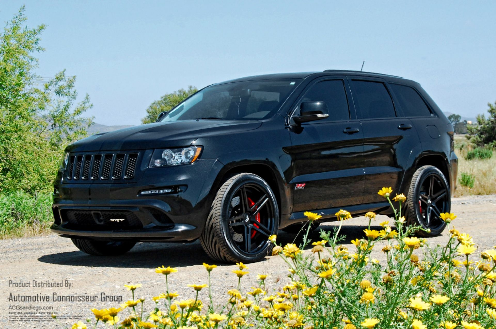 pictures of jeep SRT8