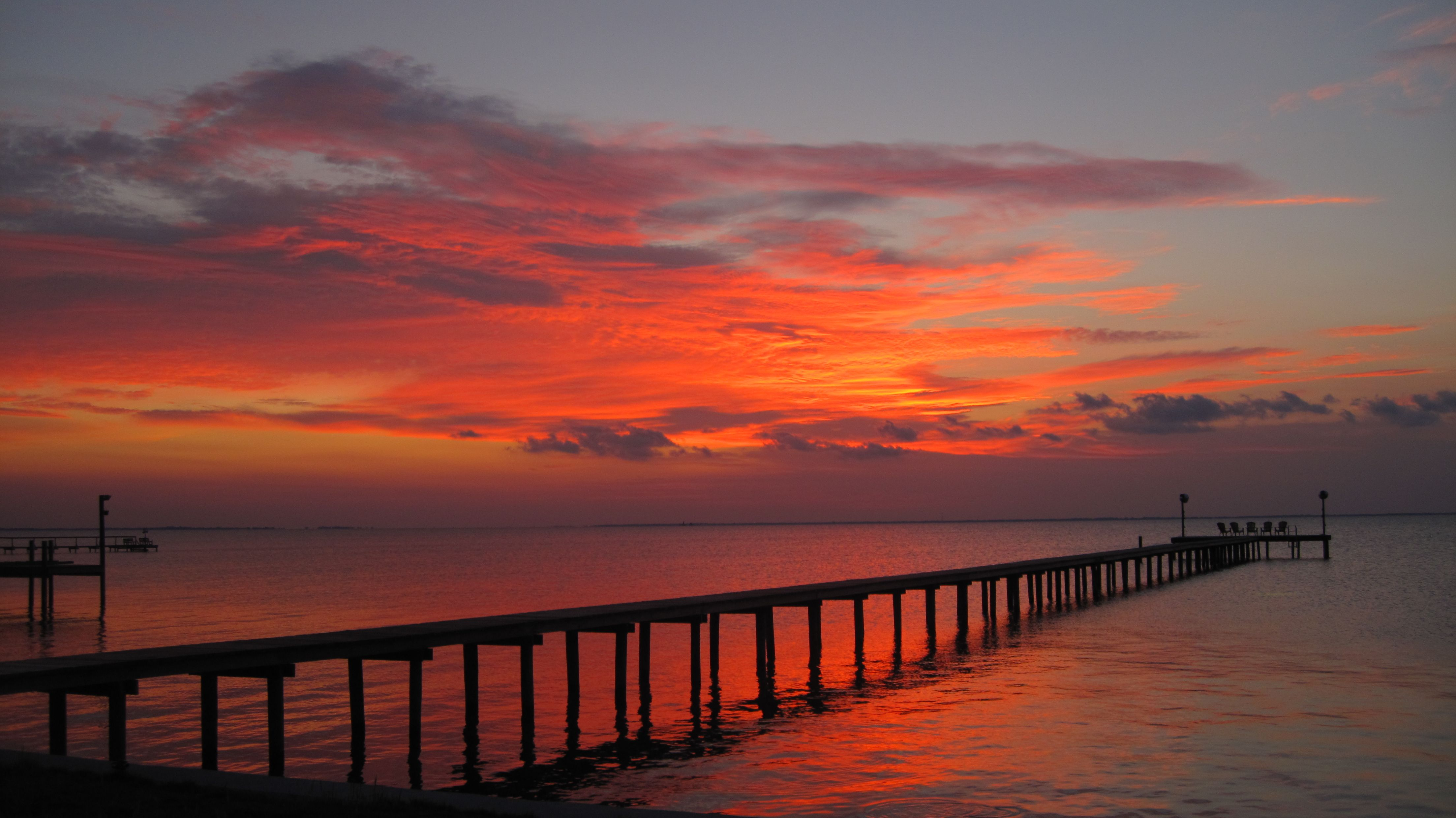 Rockport texas sunset sunsets and pretty stuff for Miss kittys fishing getaways