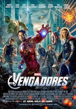 Los Vengadores 1 Online Latino 2012 Peliculas Audio Latino Online Avengers Movie Posters Avengers Movies Avengers Poster