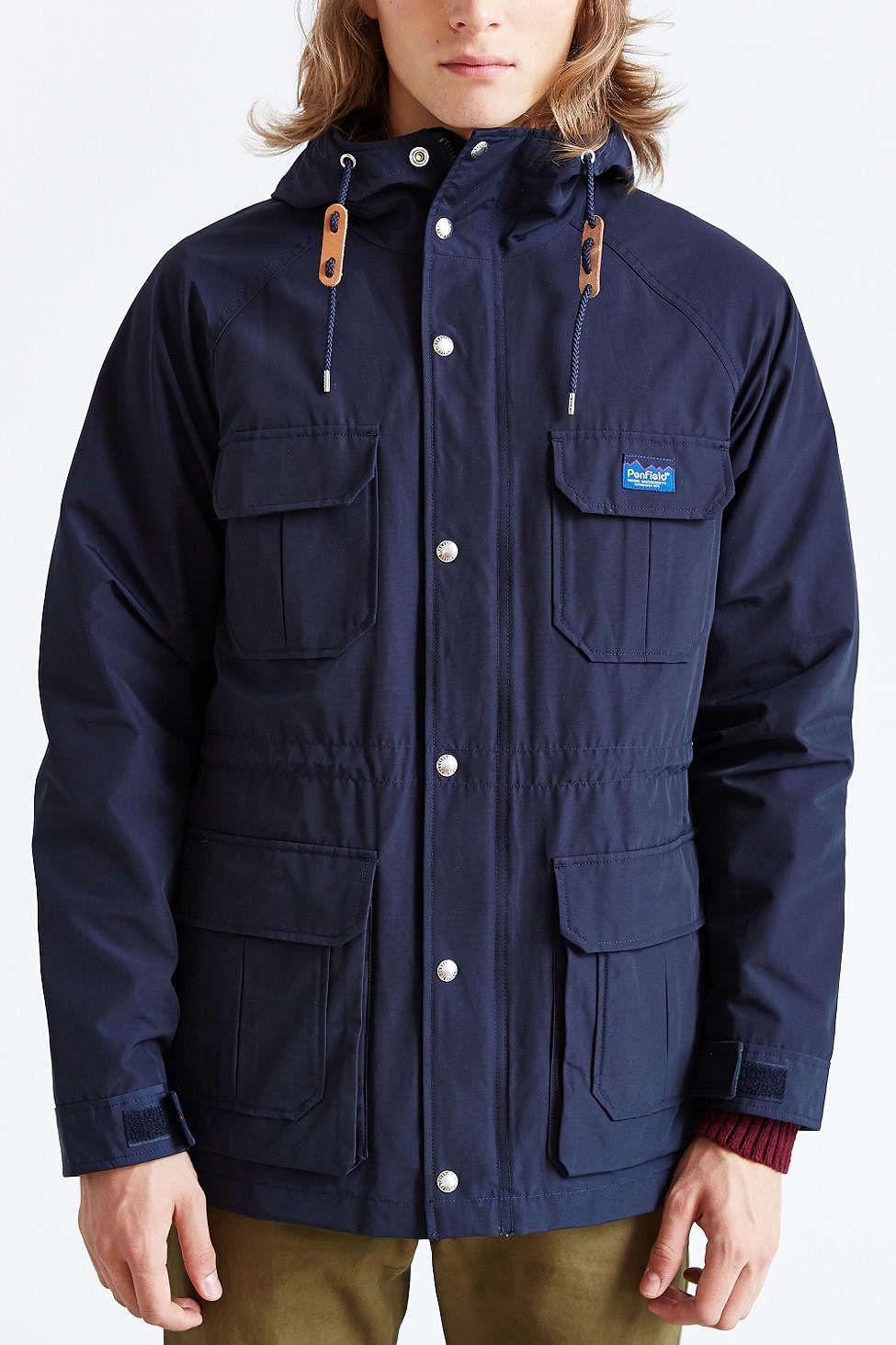 Penfield Kasson Jacket | Style | Pinterest