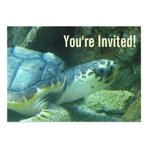 Sea turtle birthday invitation turtle birthday party invitations sea turtle birthday invitation turtle birthday party invitations pinterest turtle birthday filmwisefo