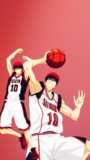 Kagami Taiga Wallpaper Knb Kuroko Kuroko No Basket Y