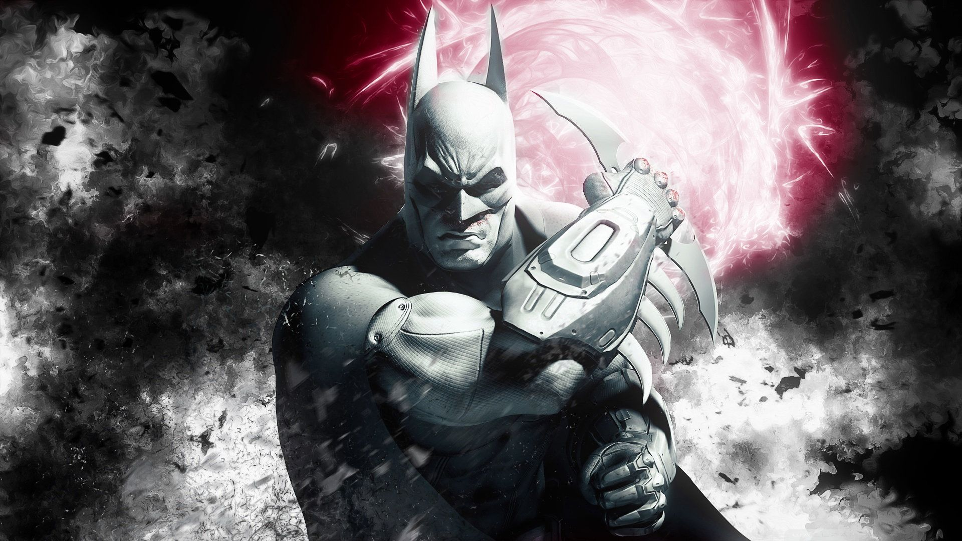 Batman Arkham Origins Unreal Engine 3 Gameplay