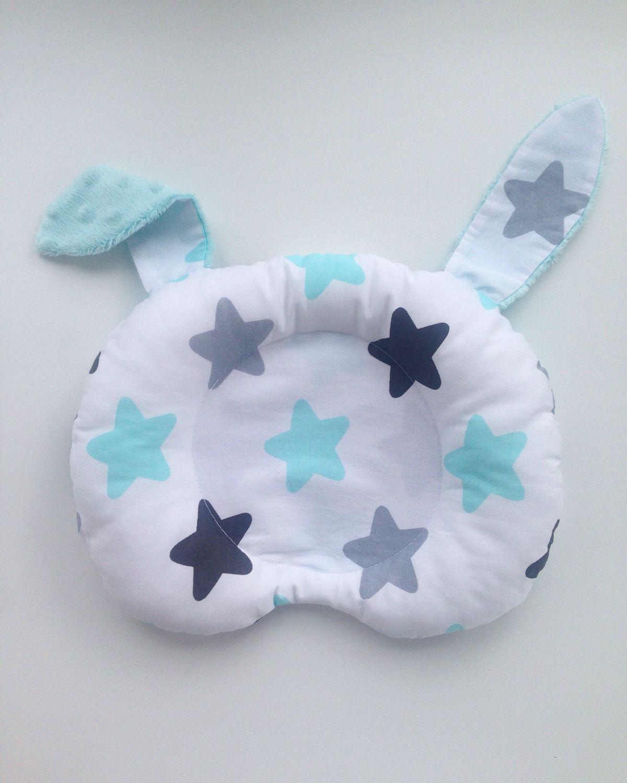 Сшить подушки для новорожденных фото 12
