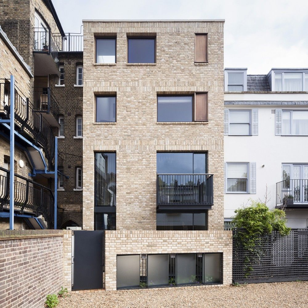 Contemporary London Home: Gallery Of Old Church Street Town House / TDO Architecture