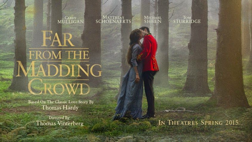 Far From The Madding Crowd Departe De Lumea Dezlănţuită 2015 Film Online Subtitrat în Română Vezi Online Eu ᴴᴰ Mediarpl Madding Crowd Far From Madding Crowd Thomas Vinterberg