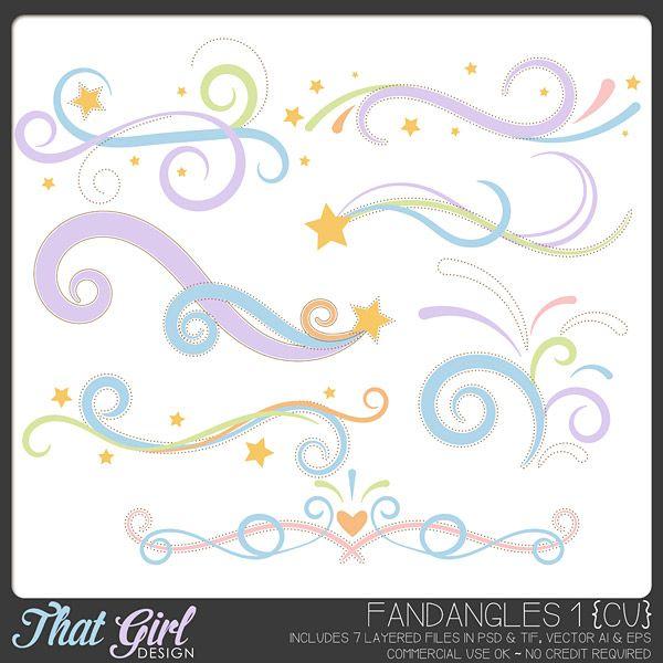Fandangles 1 {CU} - That Girl