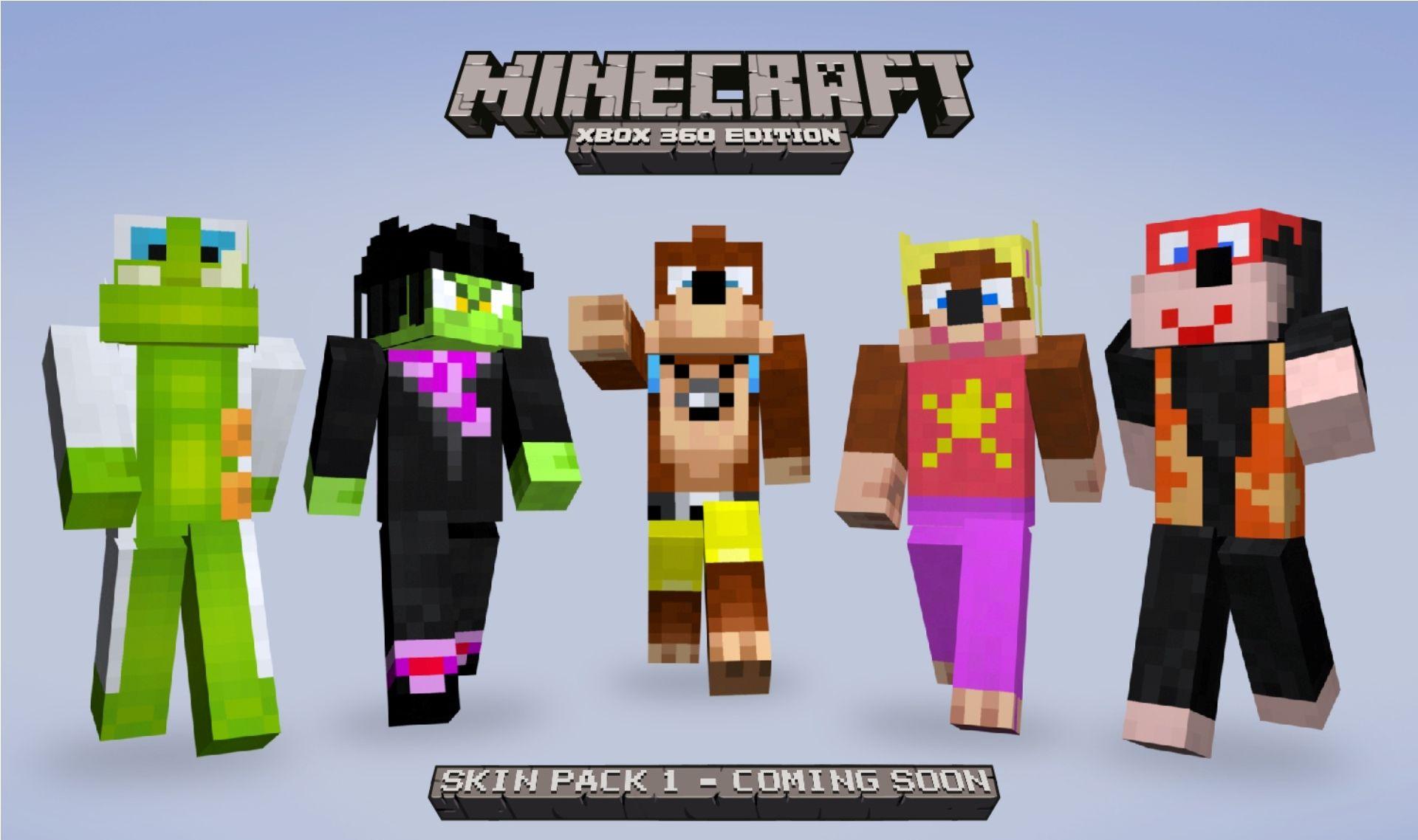 Minecraft Skins Xbox 360 | Stuff to Buy | Pinterest ...