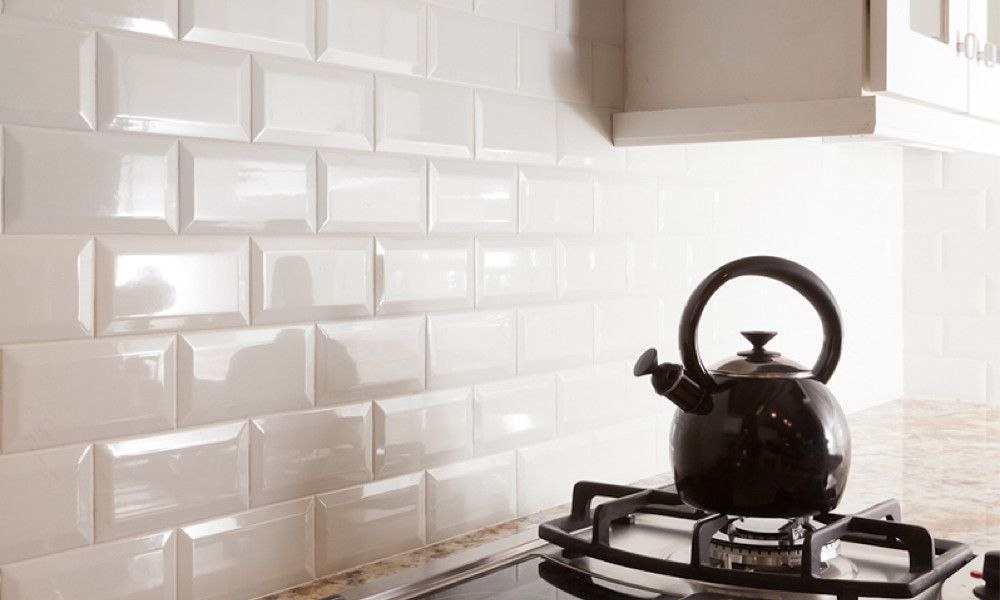 Ubahn Fliese Backsplash Ideen - sourcecrave.com -
