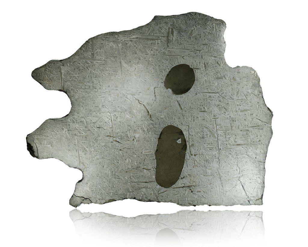 Tambo Quemado Meteorite - a 3.6 pound Specimen from Peru