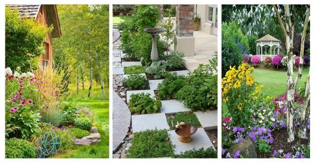 10 Pomyslow Na Aranzacje Ogrodu Przydomowego Ogrod Przydomowy