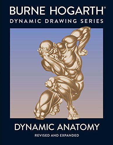 Dynamic Anatomy: Revised and Expanded Edition by Burne Hogarth. This is undoubtedly one of the most valuable art books I have ever seen. Burne Hogarth is the master at anatomical drawing. A child prodigy, he was in art college at the age of fifteen. Praised by critics and teachers alike for more than 40 years, Burne Hogarth's Dynamic Anatomy is recognized worldwide as the classic, indispensable text on artistic anatomy.