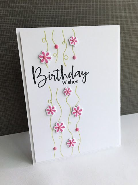 On a string two different ways im in haven birthday cards on a string two different ways m4hsunfo