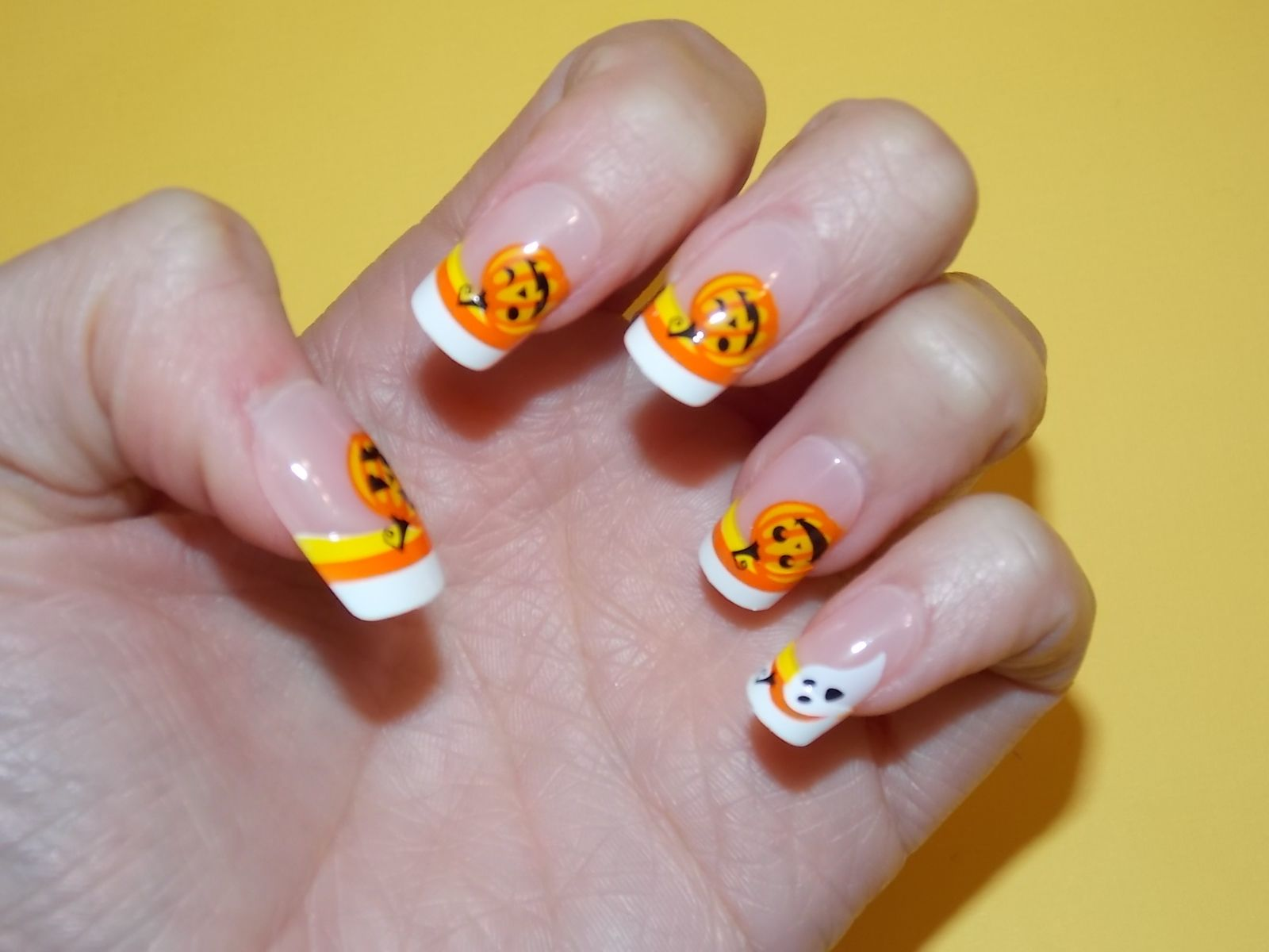 the 5 best halloween nail art stickers
