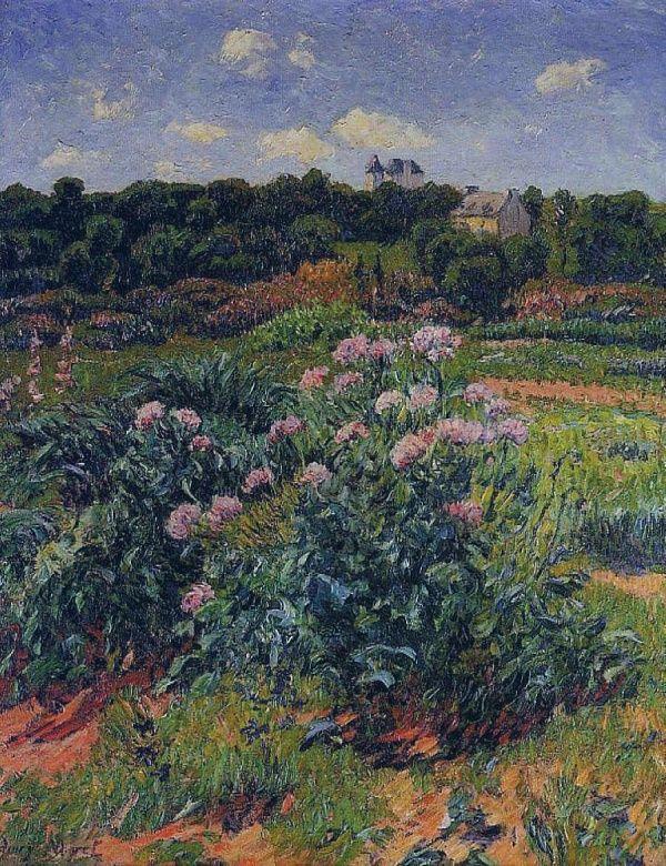 Работы художника Анри Морэ (Henri Moret) (191 фото) | Art, Landscape  paintings, Canvas art prints