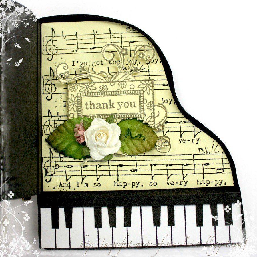 Днем рождения, как сделать музыкальную открытку на юбилей