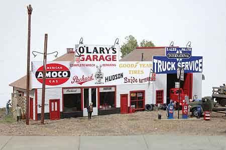 HO O'Lary's Garage