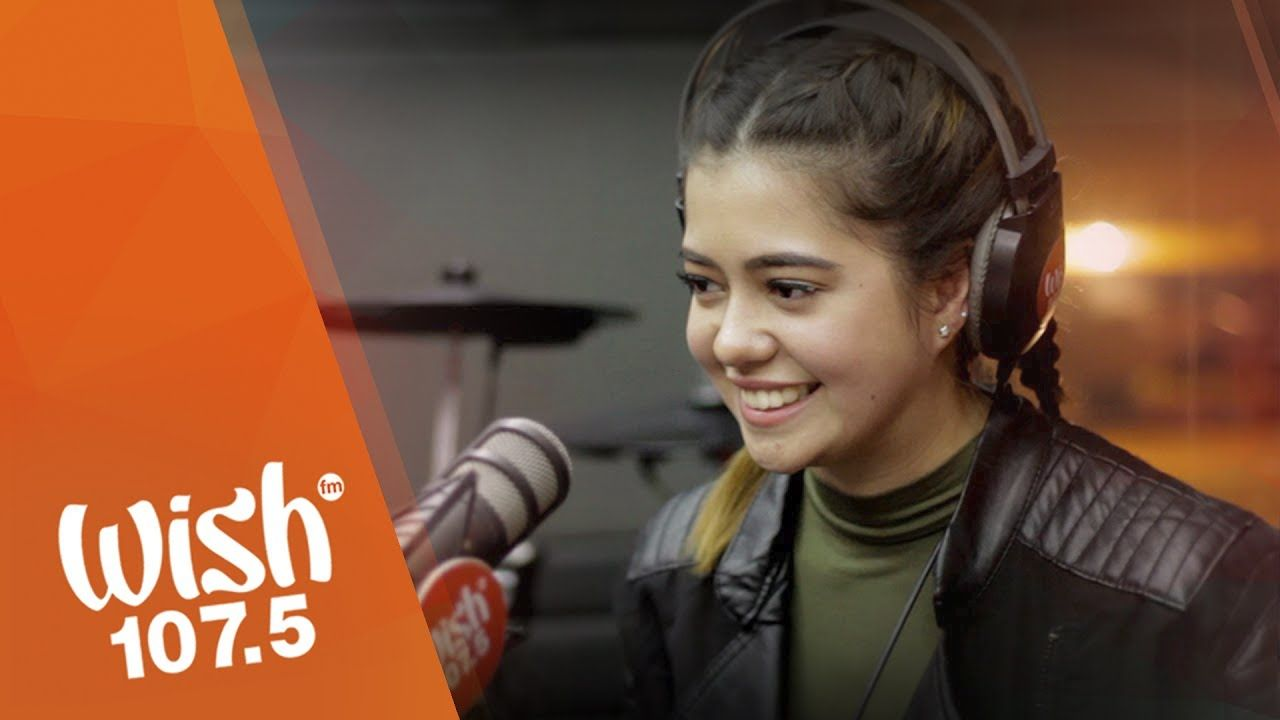 Sue Ramirez Covers Your Love Alamid Live On Wish 107 5 Bus