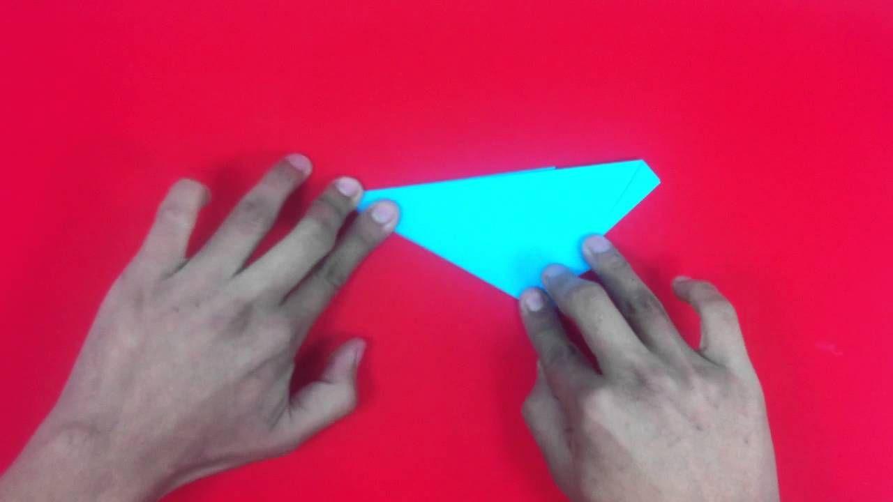 Estrella De Papel Con Cinco Puntas Formas De Origami Estrellas De Papel Estrellas De Origami Y Como Hacer Moldes
