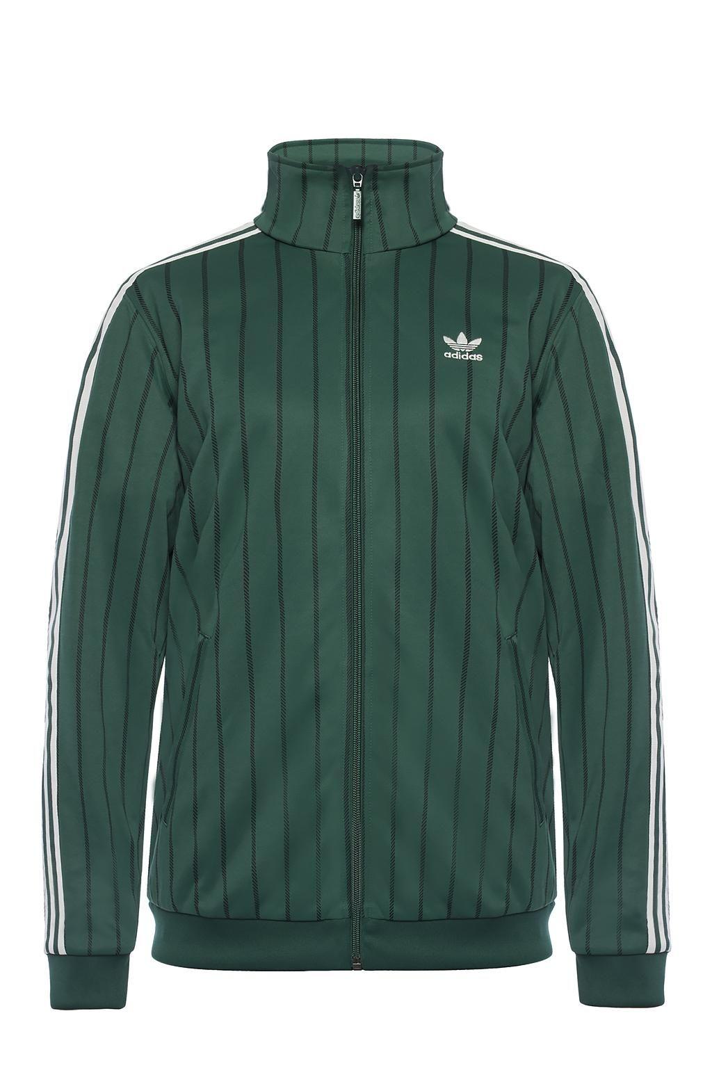 Jacket with logo ADIDAS Originals Vitkac shop online