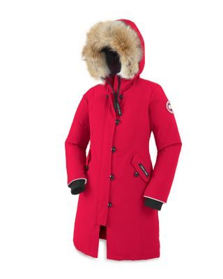 Canada Goose Girls' Brittania Parka - Sizes XS-XL | Bloomingdale's