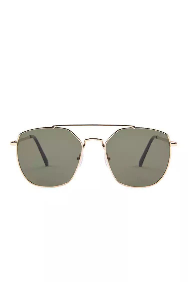 Latest Cheap Ray-Ban Gold Rb3532 Fold-Up Gold-Toned Round Sunglasses for Men Online Sale Online