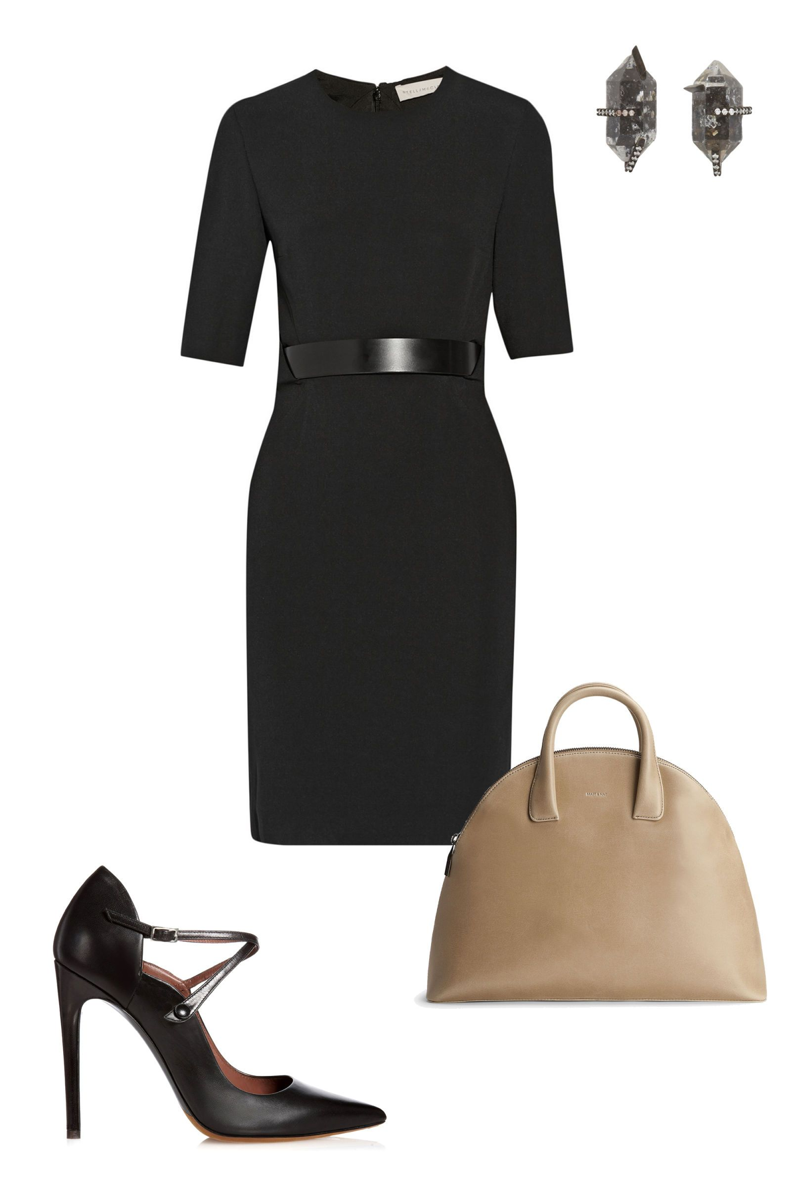 91a4de443555e They say you should dress for the job you want. A fitted dress and an  intimidating pair of pumps scream