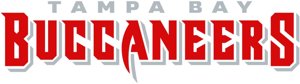 Tampa Bay Buccaneers Word Mark Logo Tampa Bay Buccaneers Tampa