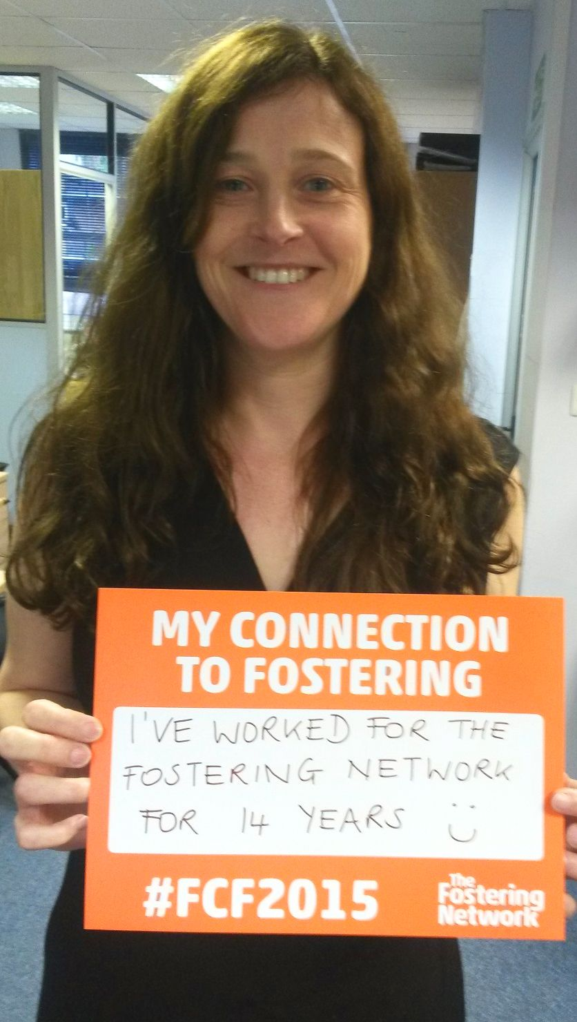 Jackie Sanders is The Fostering Network's director for communications and public affairs. She has been one of the key driving forces behind Foster Care Fortnight for over a decade.