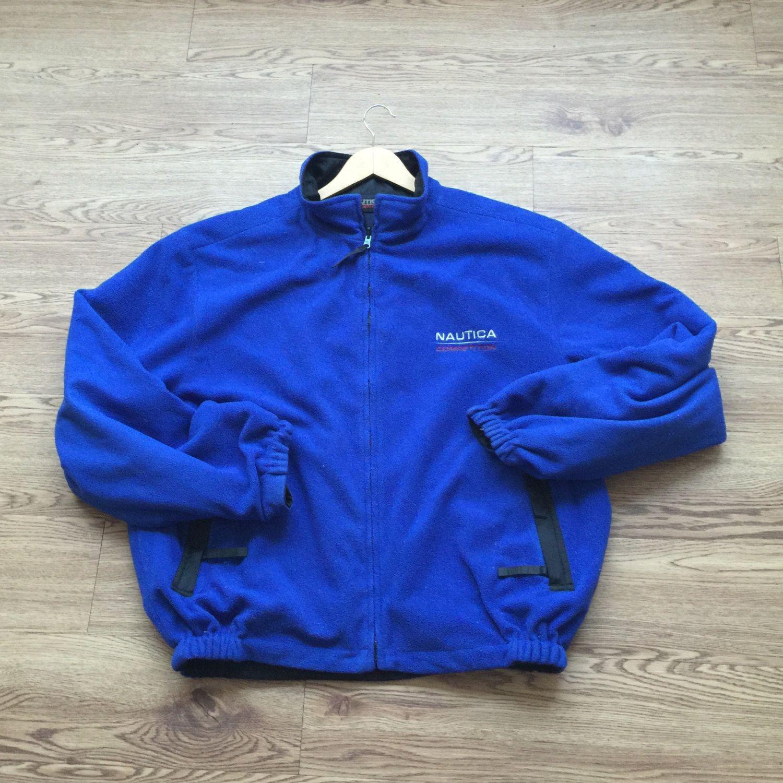 Vintage Nautica Competition Reversible Heavy Jacket Heavy Jacket Vintage Jacket Jackets