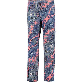 Multicoloured Paisley Palazzo Pyjama Bottoms