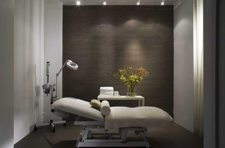 Esthetician Room Decor White Rooms Beauty Treatment Room