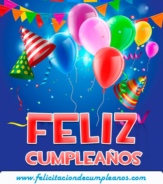 Video de feliz cumpleanos para compartir por whatsapp