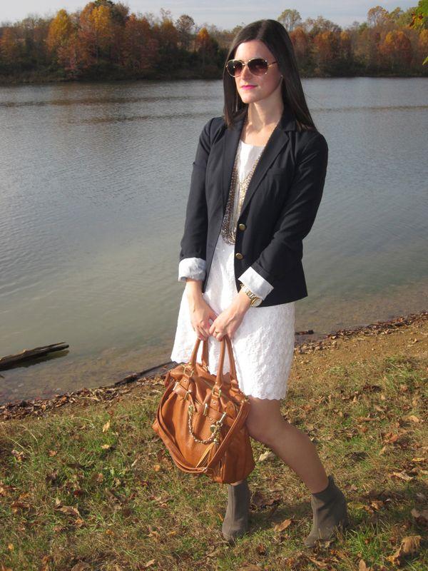 Summer dress to fall