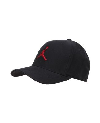 Gorra Jordan Flex Fit Nike. Gorra negra con logo bordado d14bd9d9f4e