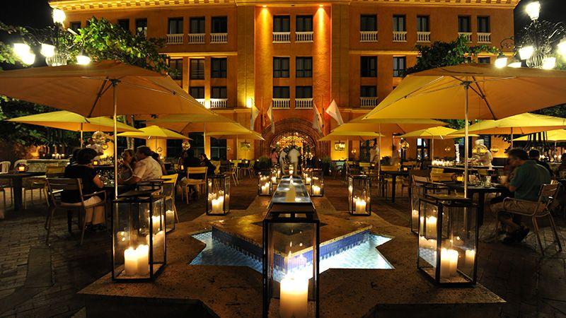 Cartagena 5 Star Hotels In Colombia Bogota Hoteles Charleston