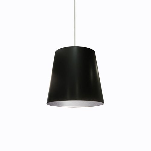 Od m 697 1 light oversized drum pendant with black on silver shade od m 697 1 light oversized drum pendant with black on silver shade aloadofball Image collections