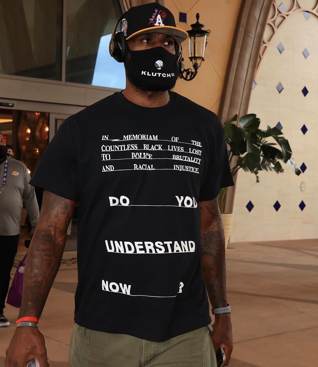 Lebron James On Instagram Do You In 2020 Black Lives Mens Tops Ripped