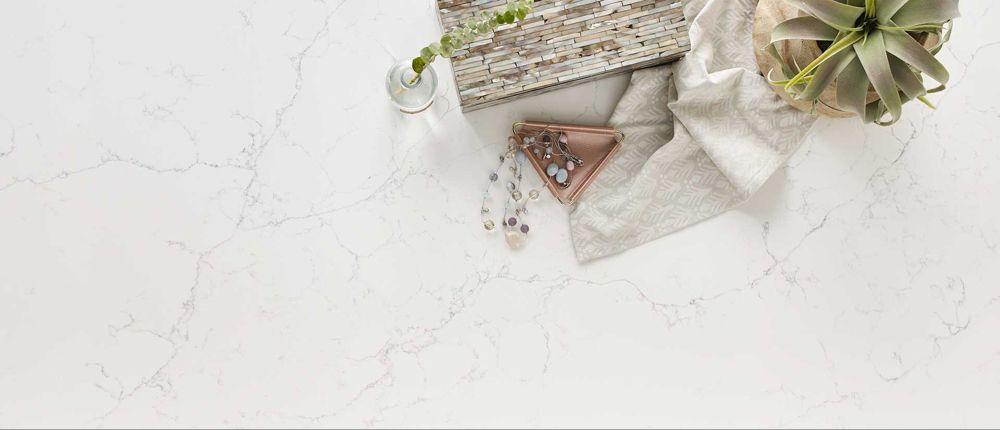 Best Calacatta Botanica Quartz White Quartz Countertops Q 400 x 300