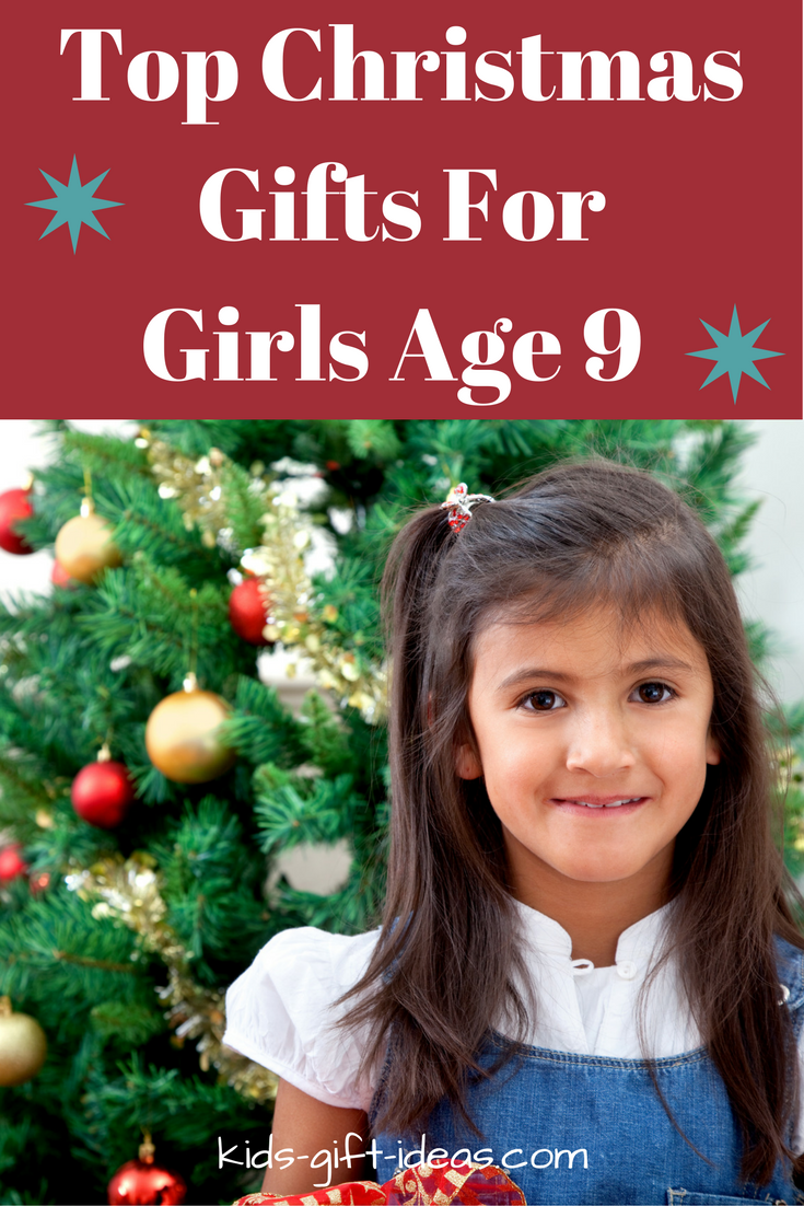Great Gifts 9 Year Old Girls Will Love! TOP PICKS | A Little Bit Of ...