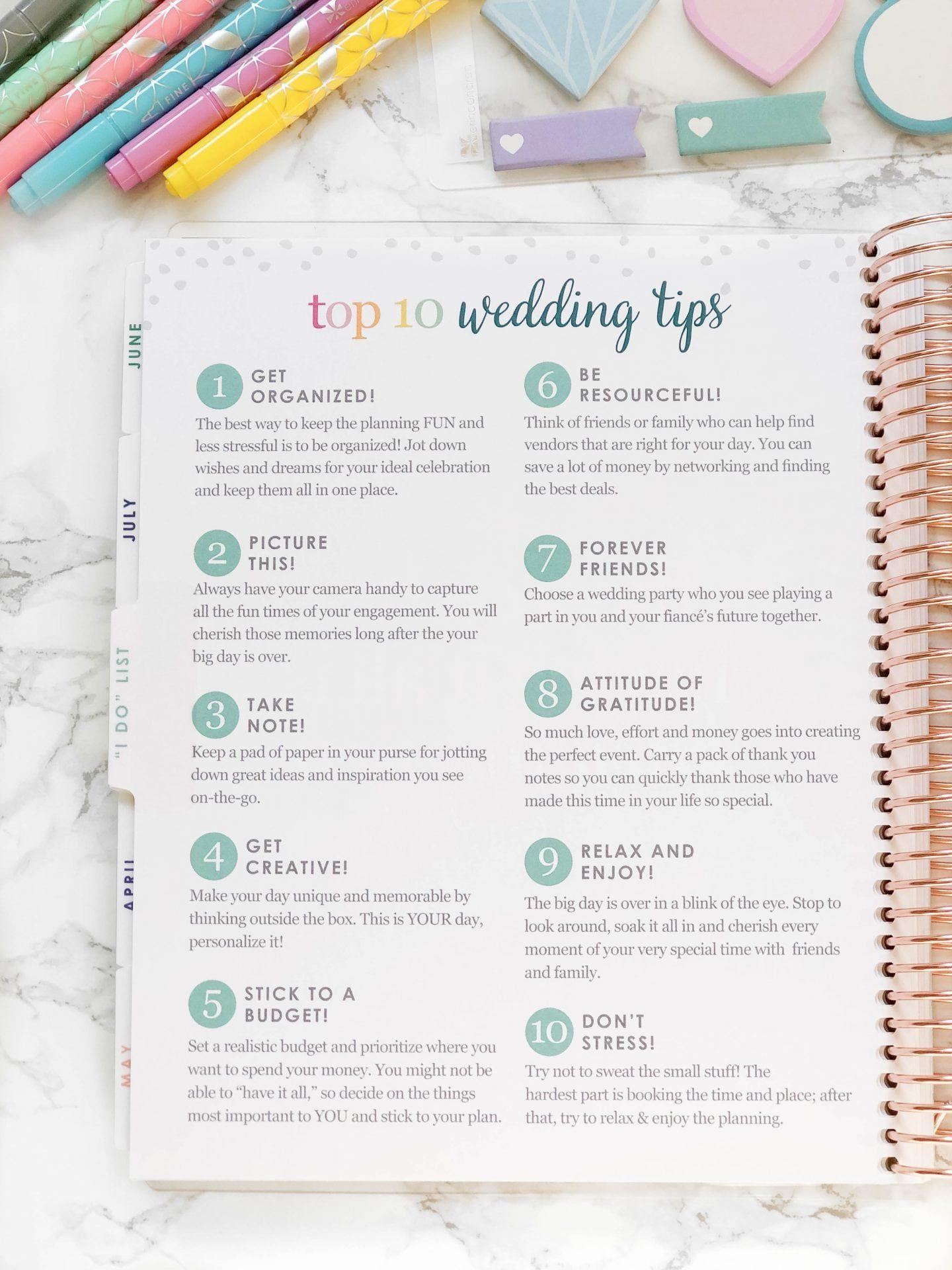 Erin Condren Wedding Planner Erin Condren Wedding Planner Wedding Planner Planner